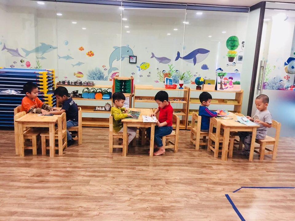 Trường mầm non AquaKids Montessori - Ecopark