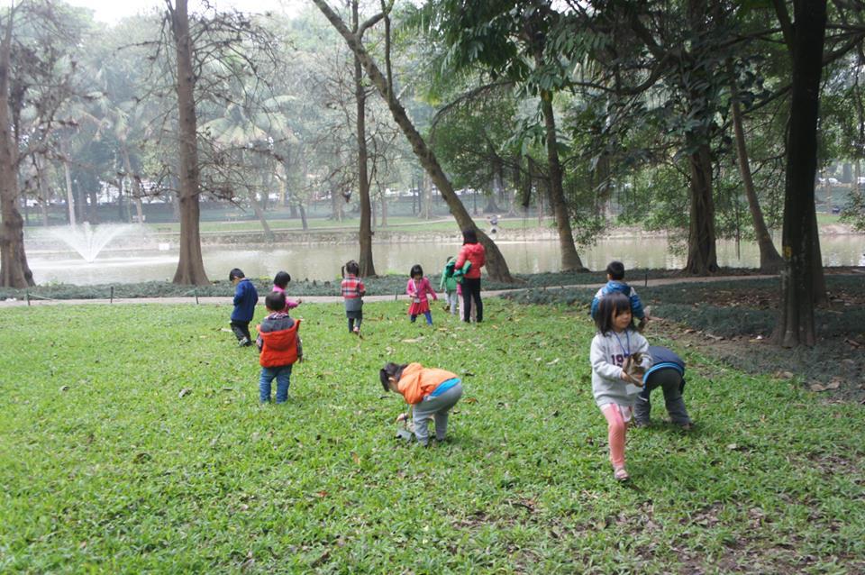 Trường mầm non ASG American School - Phú Diễn