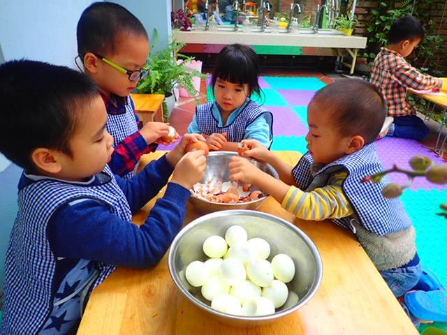 Trường Mầm non B2B - Back To Basics Montessori Education - Linh Đàm