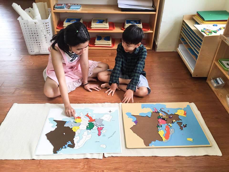 Trường mầm non Những chú cá nhỏ ( Baby Fish Montessori Kindergarten) - Thượng Thanh