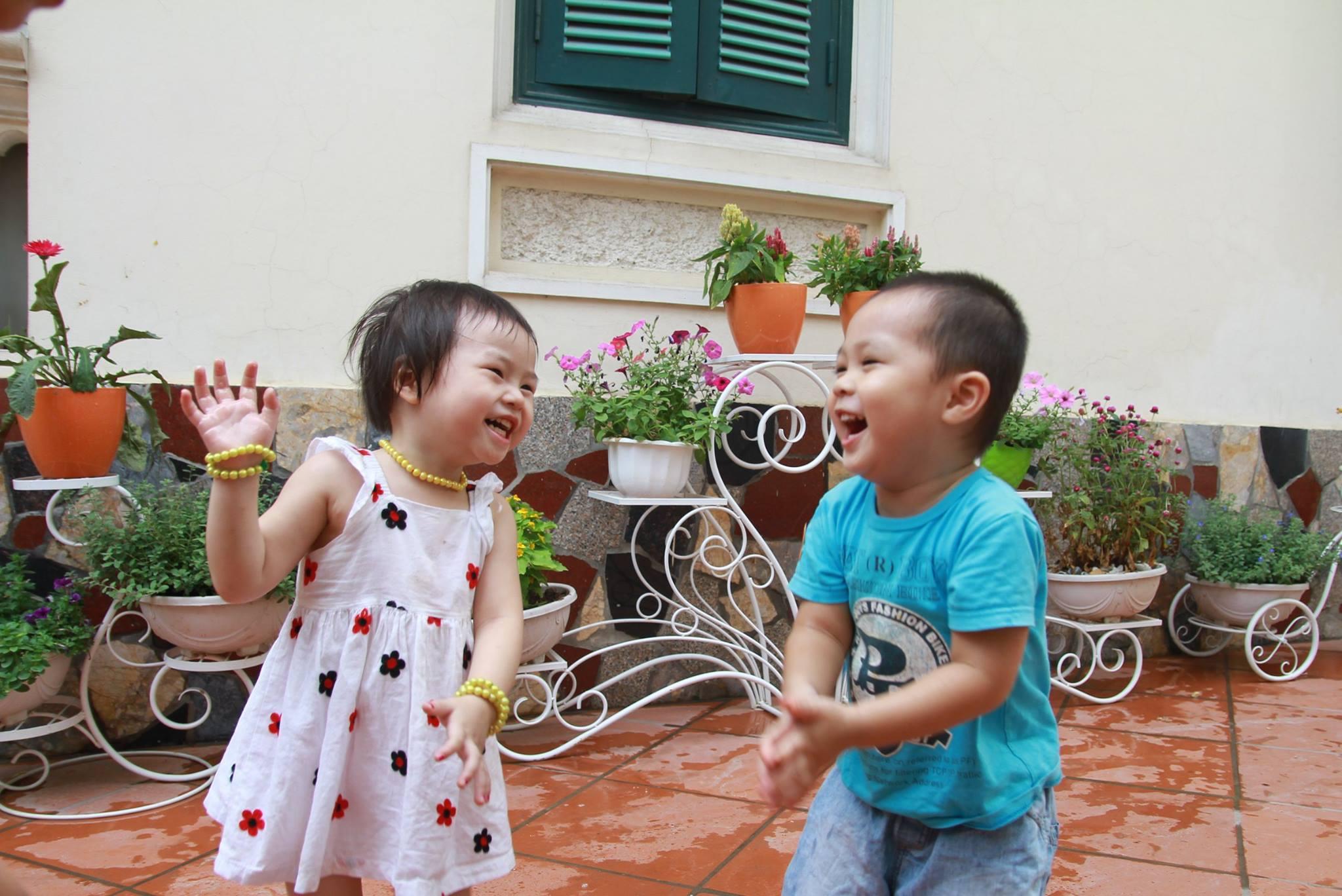 Trường mầm non Montessori Những chú cá nhỏ ( Baby Fish Montessori Kindergarten ) - Yên Hòa