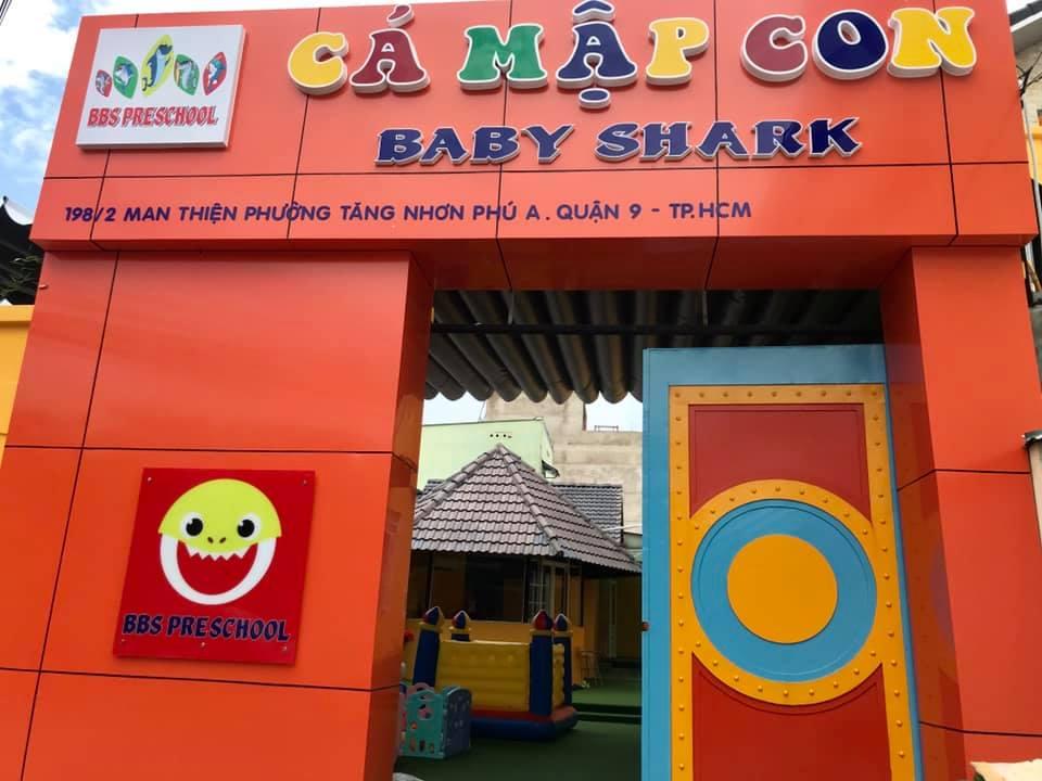 Trường mầm non Baby Shark - Tân Phú