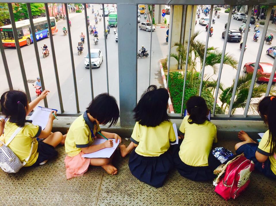 Trường mầm non Bạch Dương ( ARIES SCHOOL )- Hoàng Mai