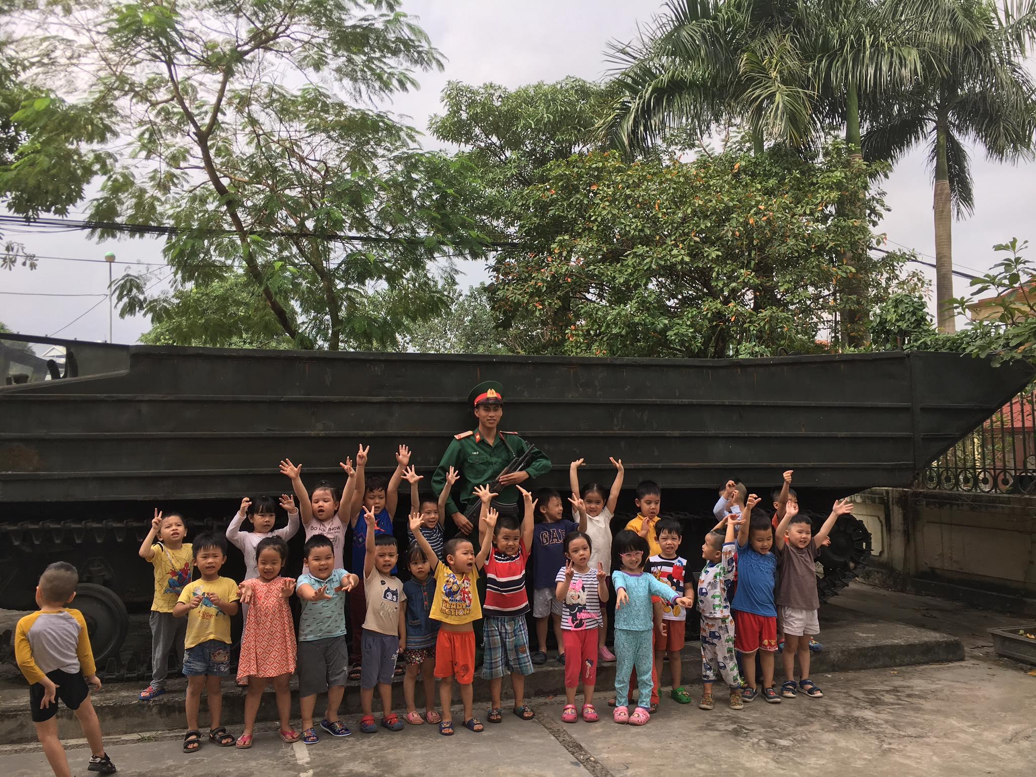 Trường mầm non Baloo ( Baloo Academy International School )  - Tây Hồ