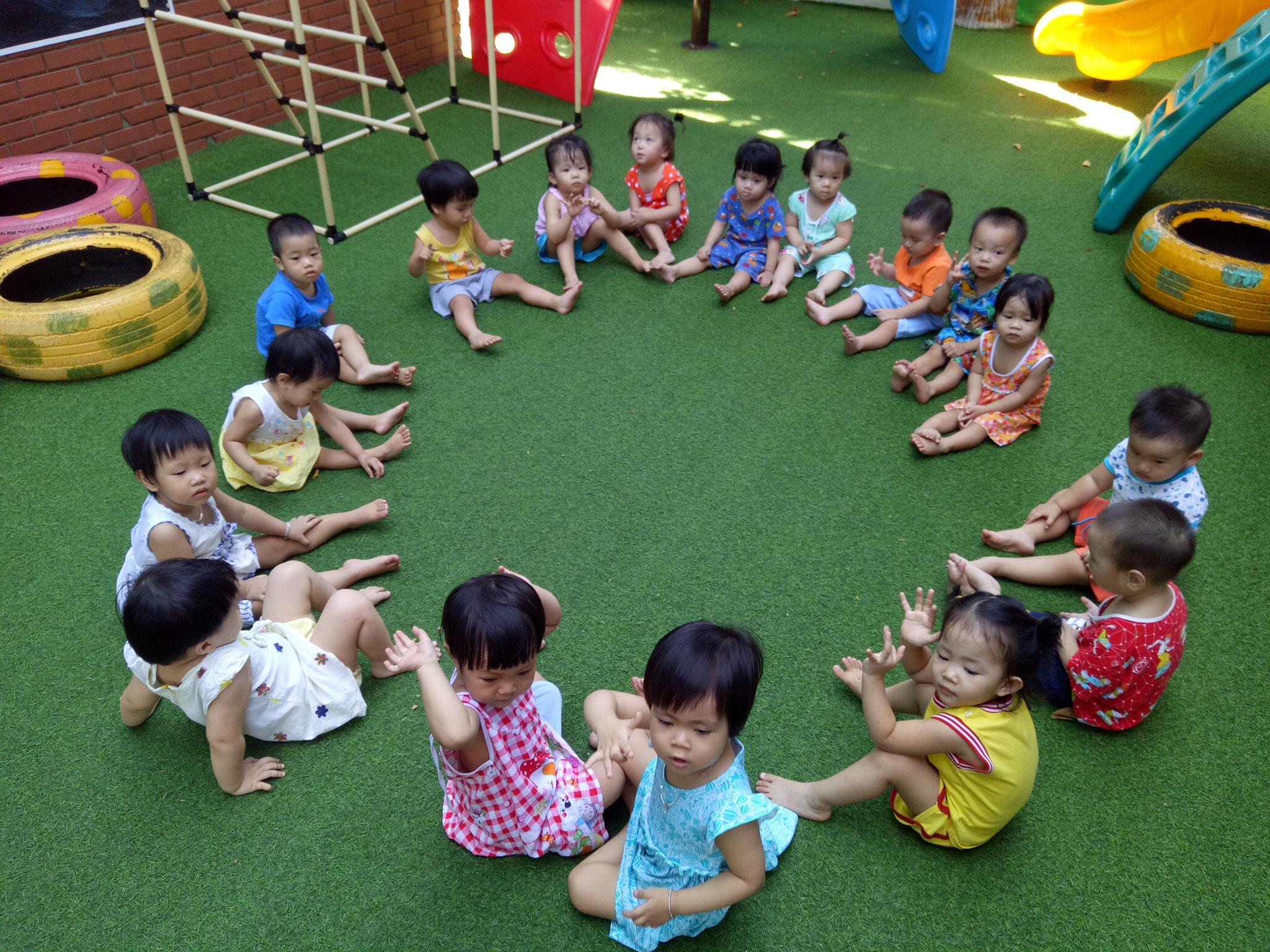 Trường mầm non Bạn Của Bé - Nguyễn Trác