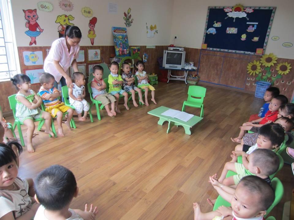Trường mầm non Ban Mai - Định Công