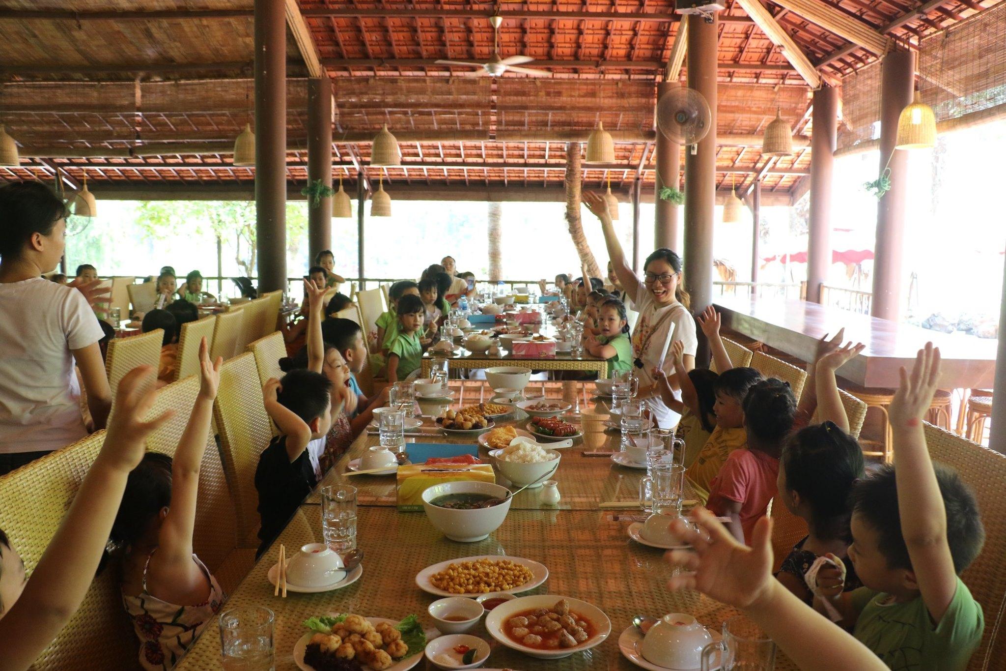 Trường mầm non Ban Mai - Hà Đông