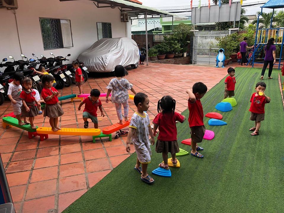 Trường mầm non Ban Mai - Tăng Nhơn Phú A
