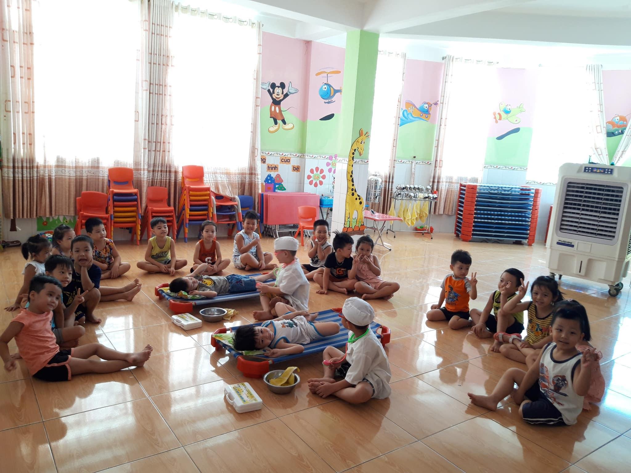 Trường mầm non Ban Mai Xanh - Nguyễn Phước Tần