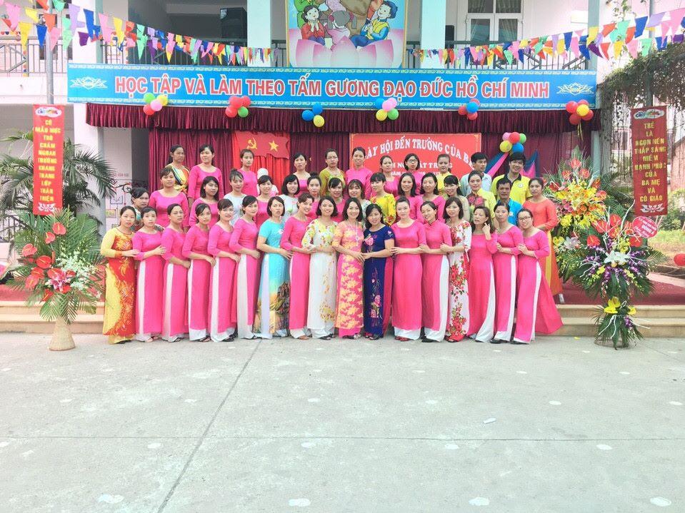 Trường mầm non Bát Tràng - Gia Lâm