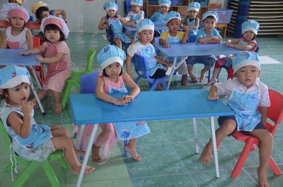 Trường mầm non Bầu Trời Xanh - Phường 7