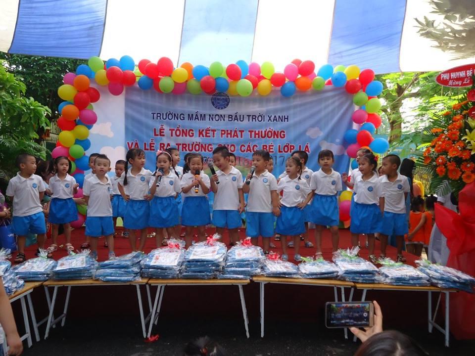 Trường Mầm Non Bầu Trời Xanh - Dương Quảng Hàm