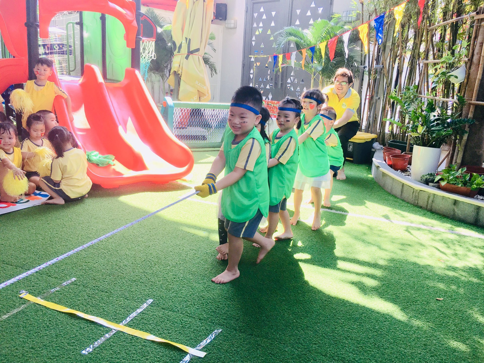 Trường mầm non BAY - Tân Thành