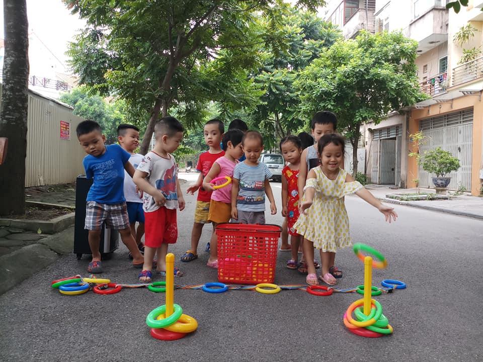 Trường mầm non Bé Hạnh Phúc (Happy Kids) - Khu đô thị Văn Phú