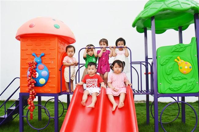 Trường mầm non Bé Hạnh Phúc - Phường 17