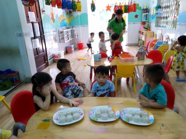 Trường mầm non Bé Ngôi Sao - Phường 11