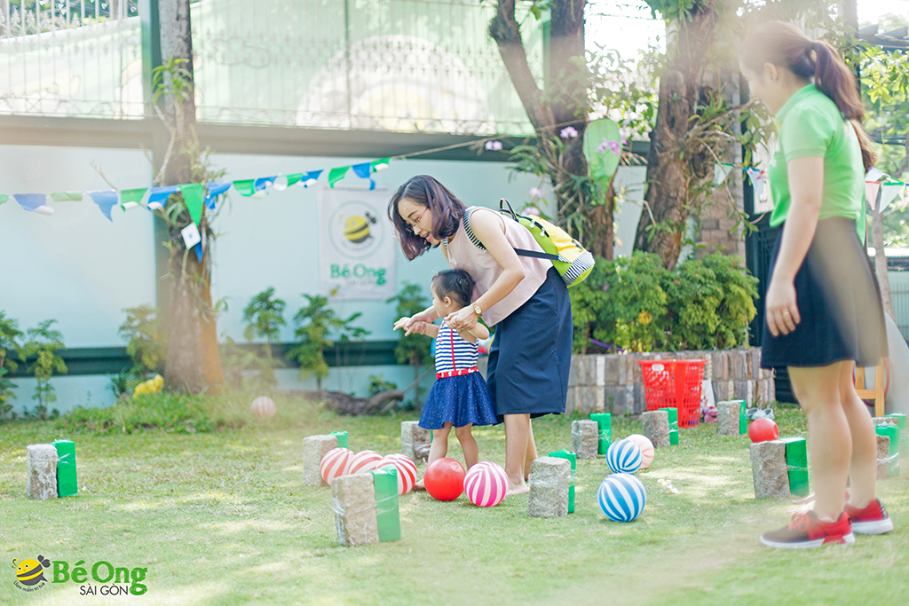Trường mầm non Bé Ong Sài Gòn - An Phú