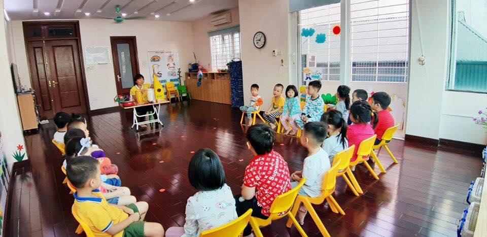 Trường mầm non Bé Thơ - Thanh Xuân