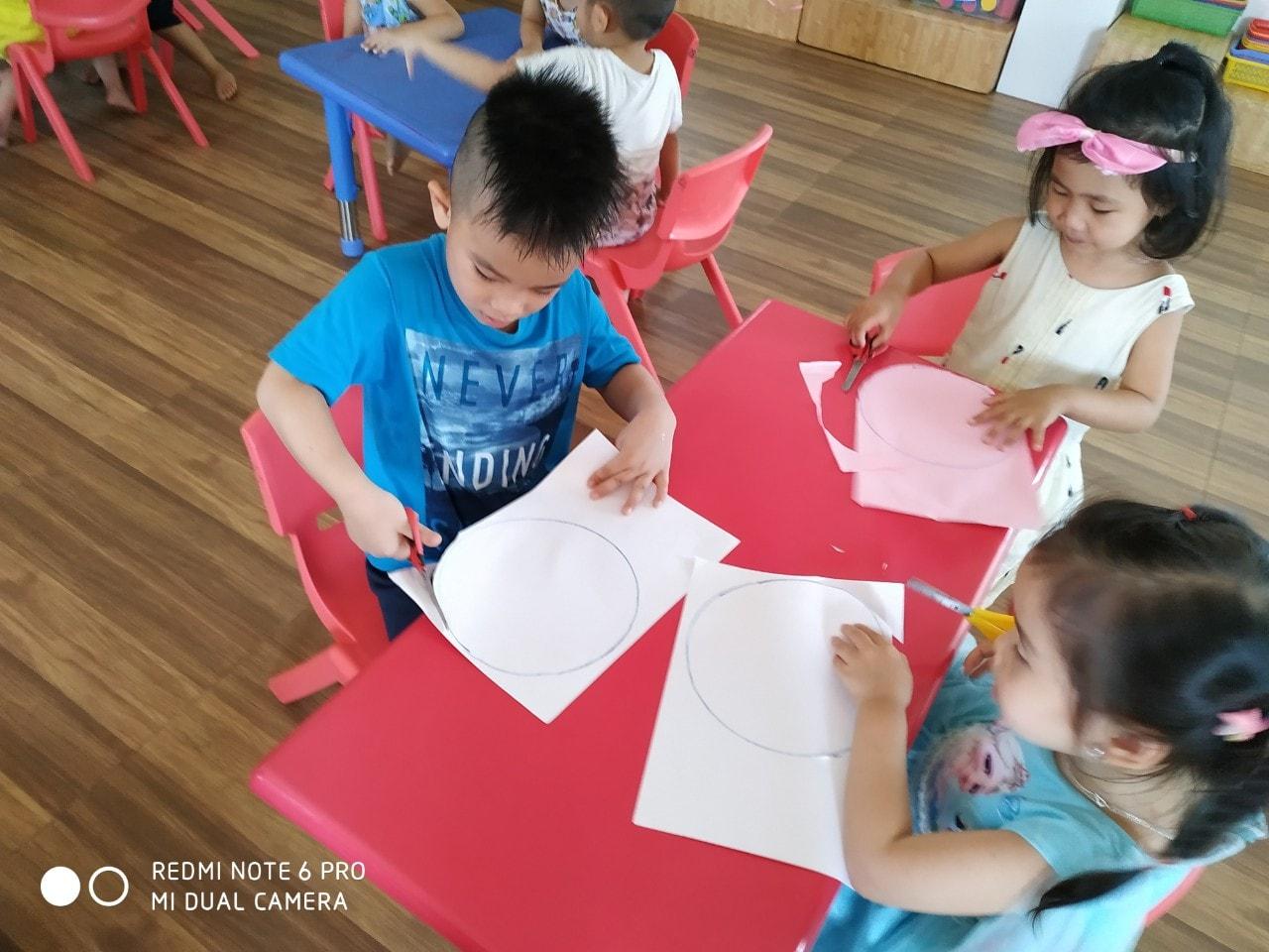 Trường mầm non Bé Thông Minh - Đỗ Đăng Đệ