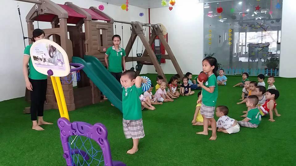 Trường mầm non Bé Thông Minh - Hà Cầu
