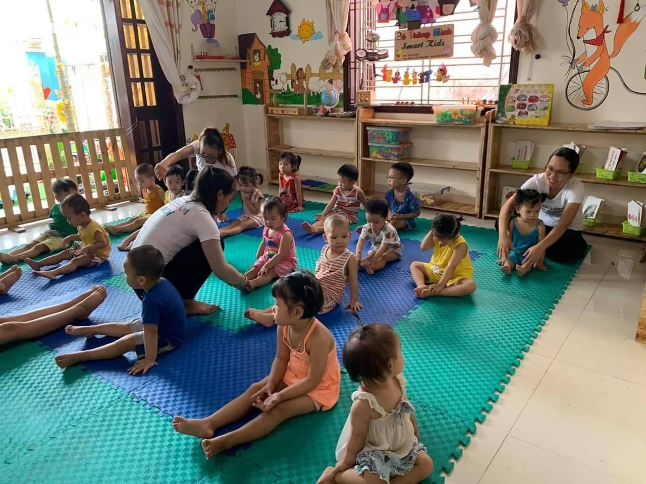Trường mầm non Bé Thông Minh ( Smartkids ) - Nguyễn Nhàn
