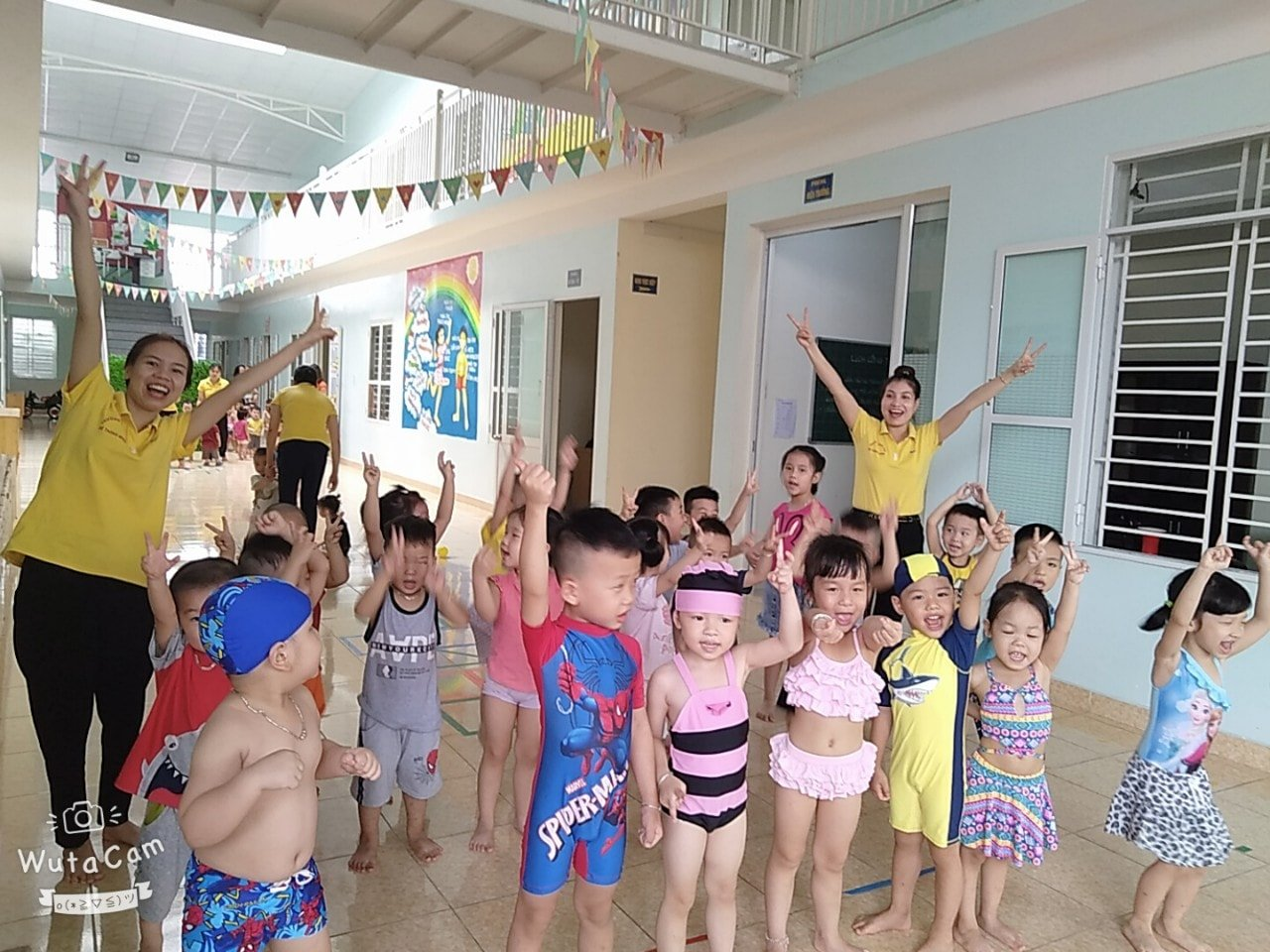 Trường mầm non Bé Thông Minh - Vĩnh Khê, An Đồng
