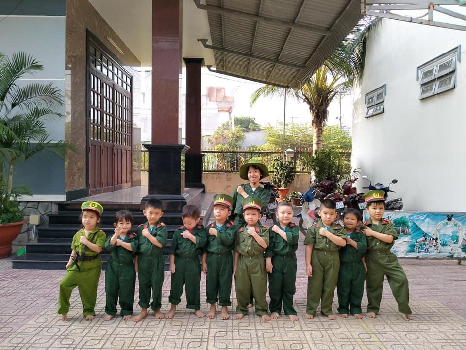 Trường mầm non Bé Thông Minh - Tân Thạnh Đông