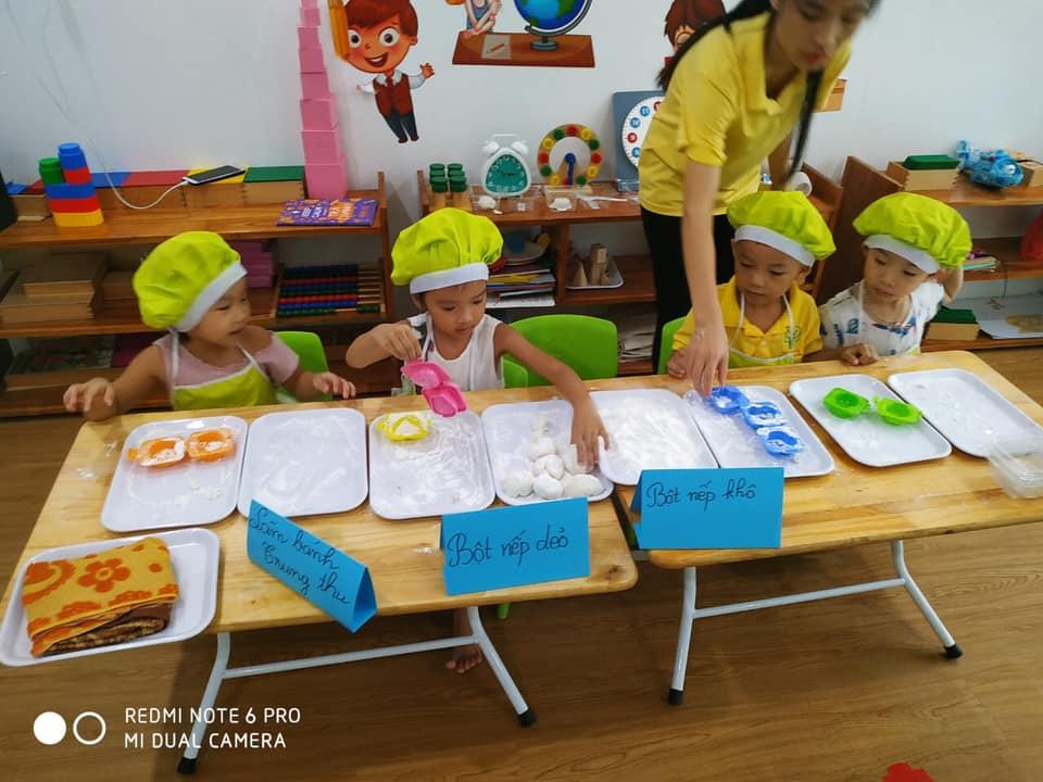 Trường mầm non Bé Xinh Gelexia - Tam Trinh