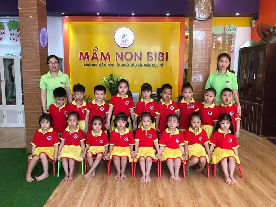 Trường mầm non BiBi 9 - Lĩnh Nam