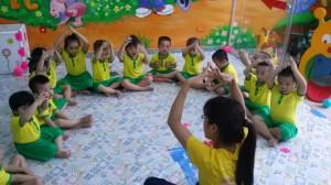 Trường Mầm non BiBi's House - ĐịnhCông Thượng