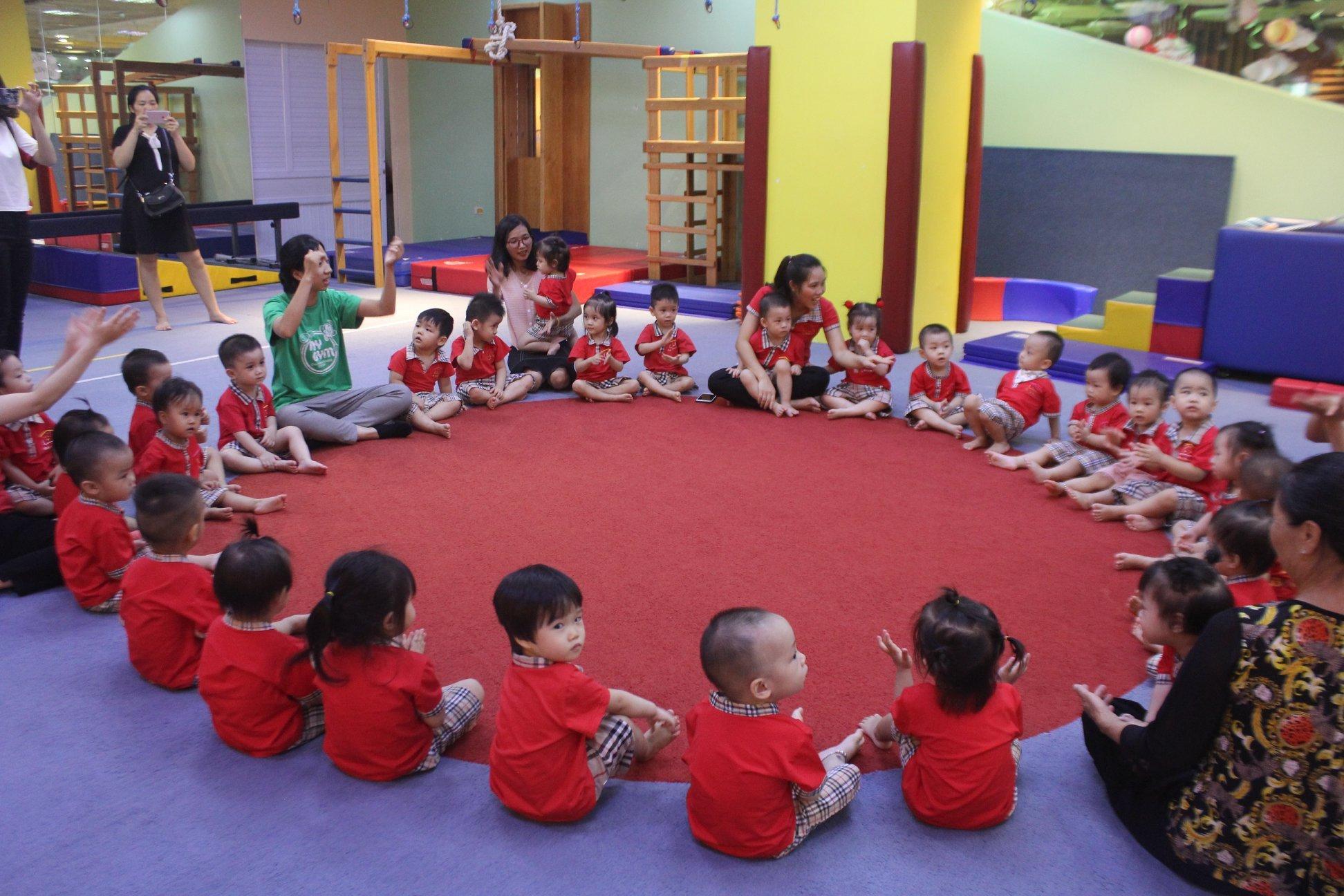 Trường mầm non Bibo House - Trần Bình