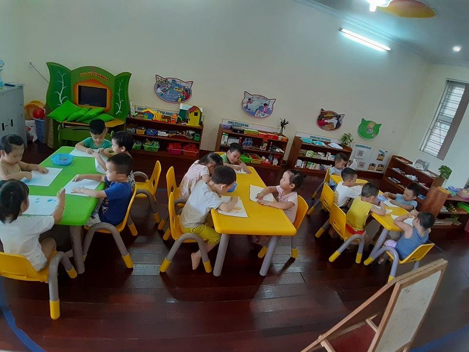 Trường mầm non Big Sun - Thượng Đoạn Xá, Đông Hải 1