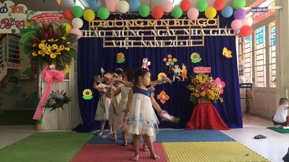 Trường mầm non Bingo - Thạnh Lộc