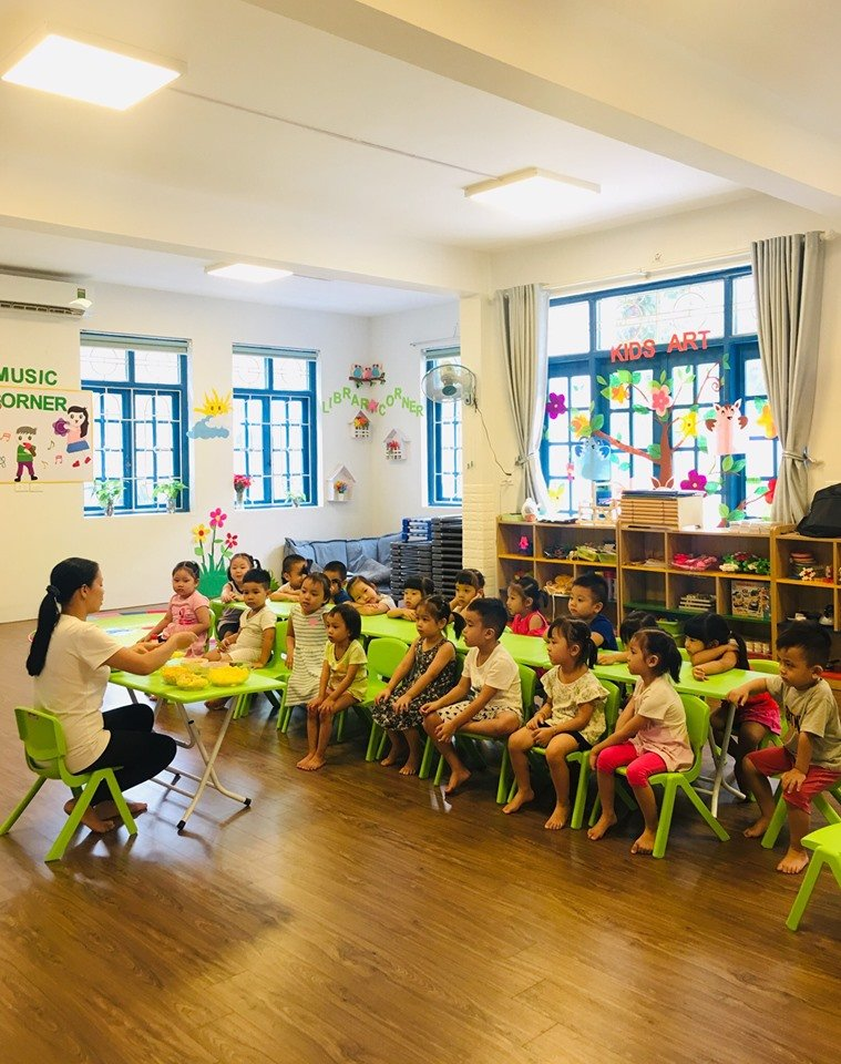 Trường mầm non Bình Minh Chất lượng cao (Sunrise Kindergarten) - Định Công