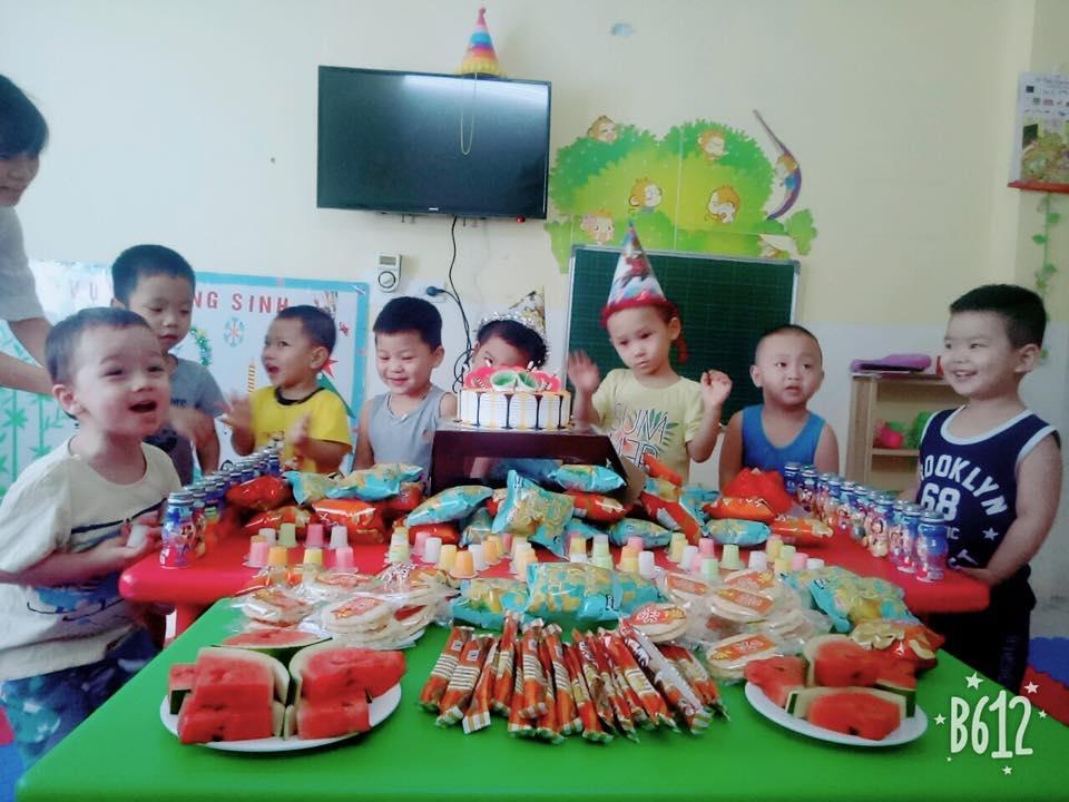 Trường mầm non Bình Minh - Mộ Lao