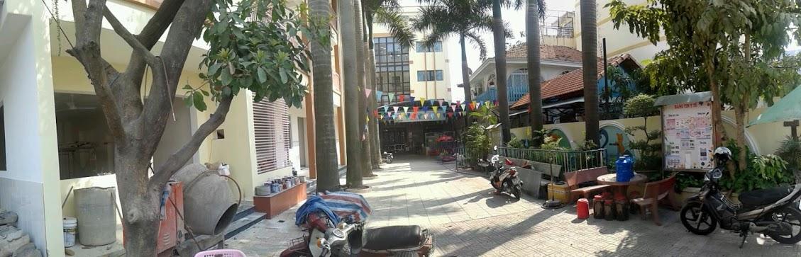 Trường mầm non Bình Minh - Phước Long B
