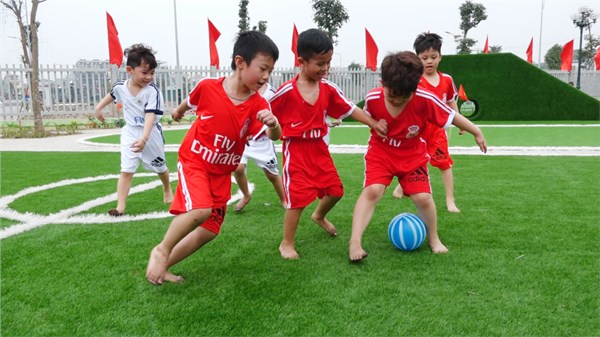 Trường mầm non Bình Minh - Xã Ninh Hiệp