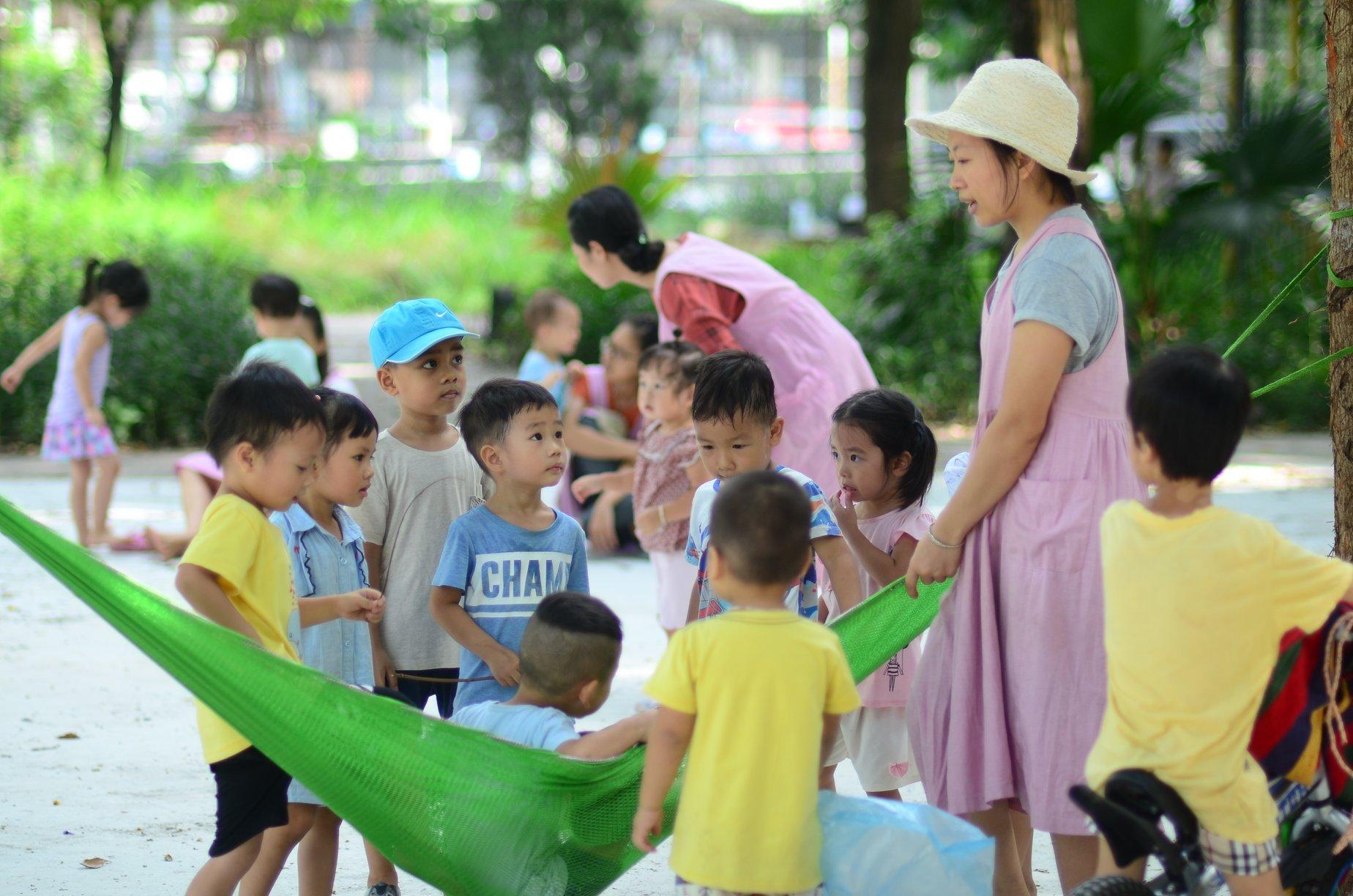 Trường mầm non Bông Gạo Steiner - Inspired School - Cao Xuân Huy
