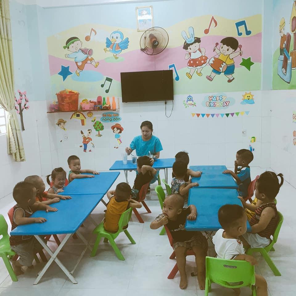 Trường mầm non Bông Sen - Nguyễn Lương Bằng