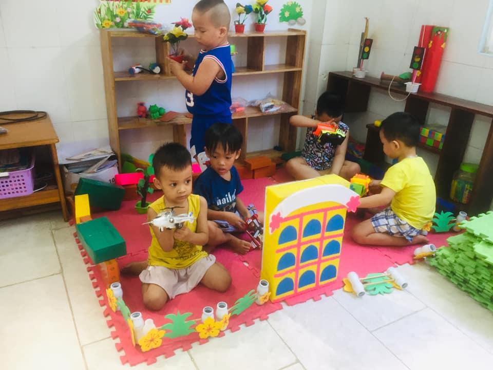 Trường mầm non Bông Sen -  Nguyễn Nhàn