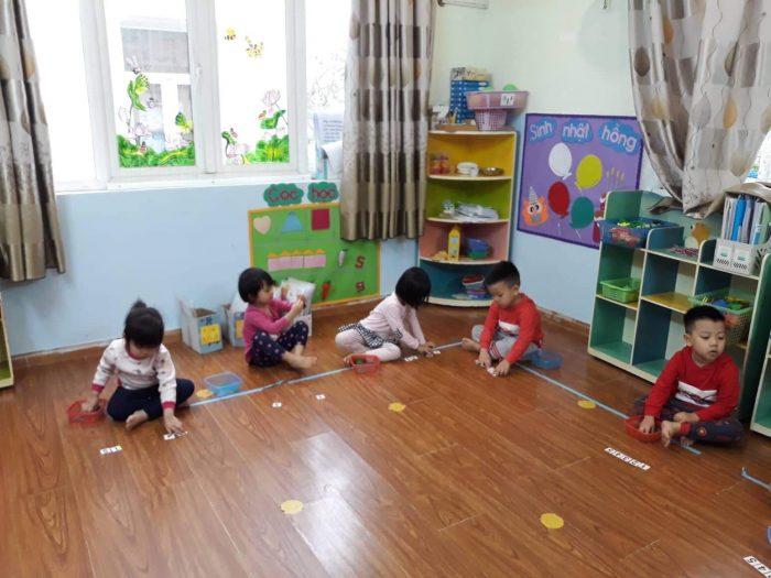 Trường mầm non Bright Moon (Trăng Sáng) CS 4 - Thông tấn xã Vn - Hoàng Mai