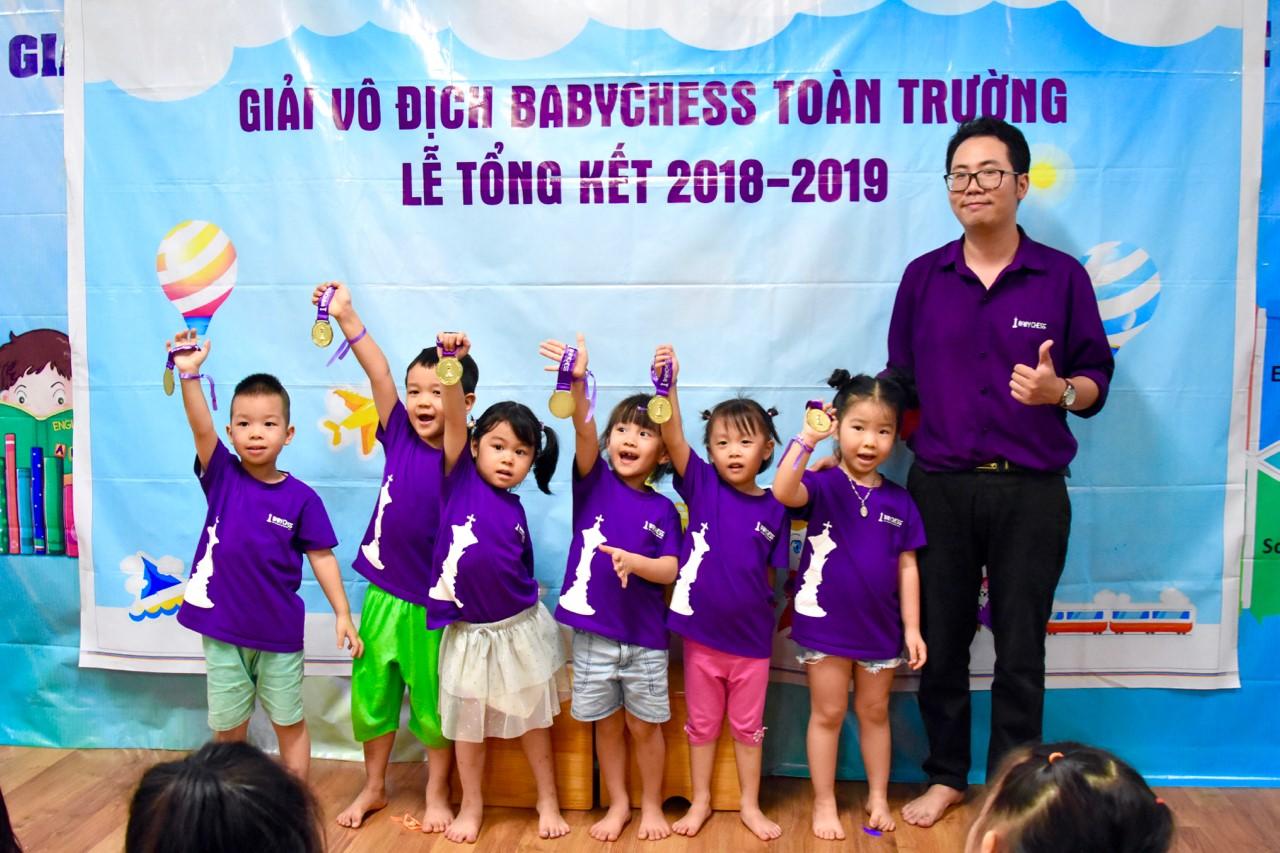 Trường mầm non Bright School Văn Quán - Lô NT1
