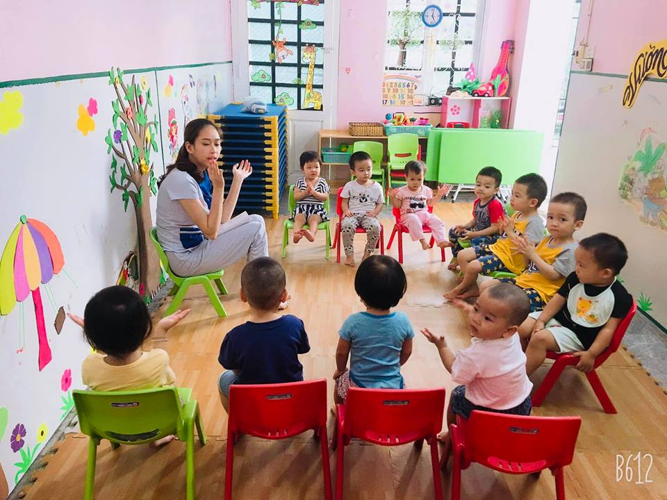 Trường mầm non Búp Măng Non - Bồ Đề