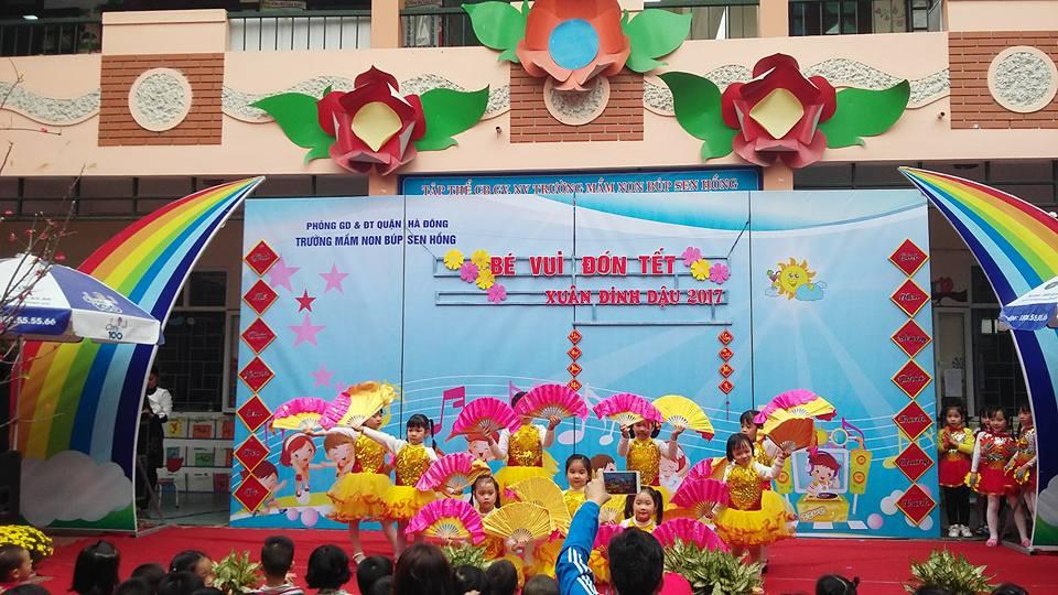 Trường mầm non Búp Sen Hồng - Hà Đông