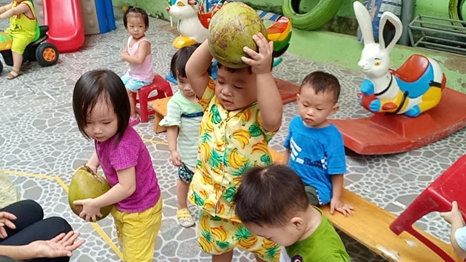 Trường mầm non Búp Sen Hồng - Phường 16