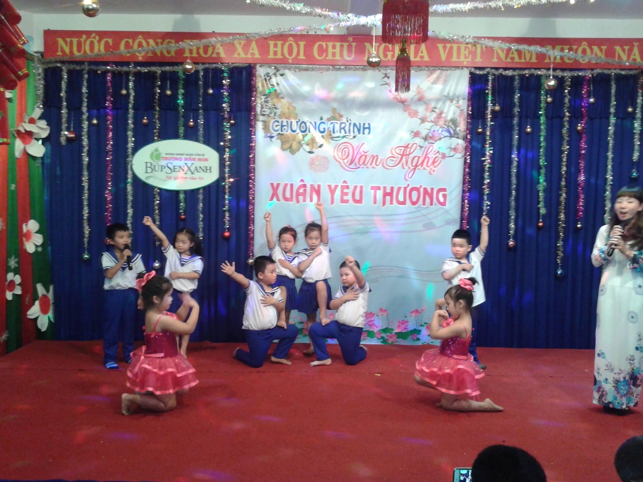 Trường mầm non Búp Sen Xanh - Ngô Nhân Tịnh