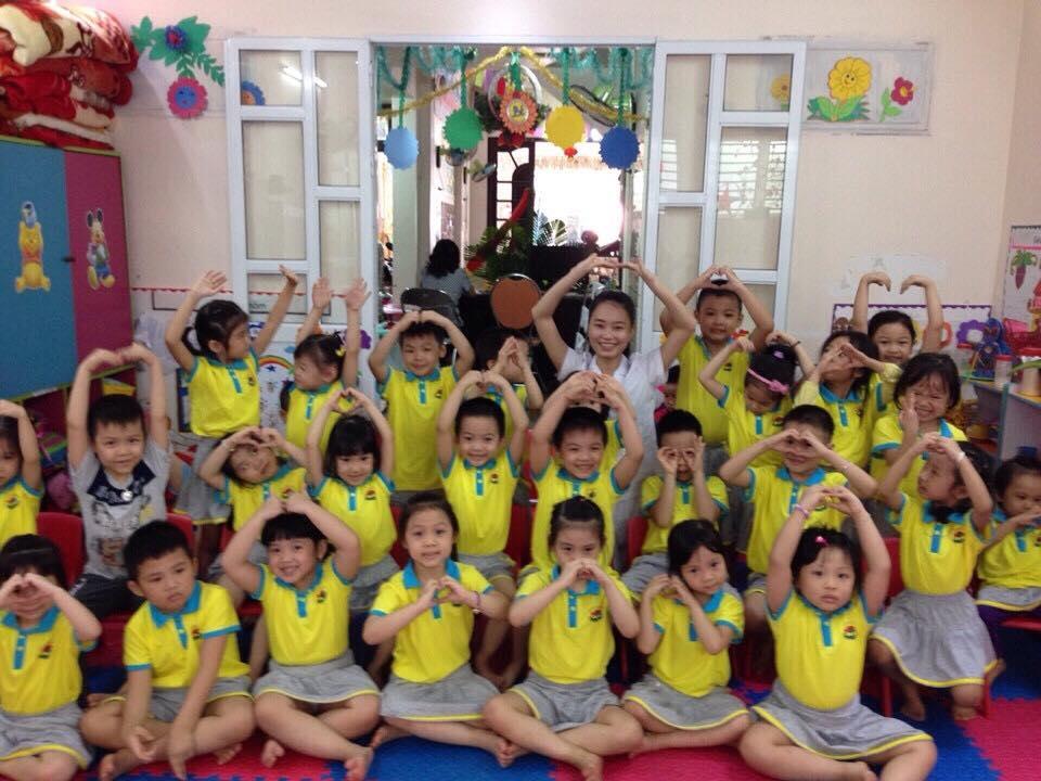 Trường mầm non Búp Sen Xanh - Phạm Hữu Điều