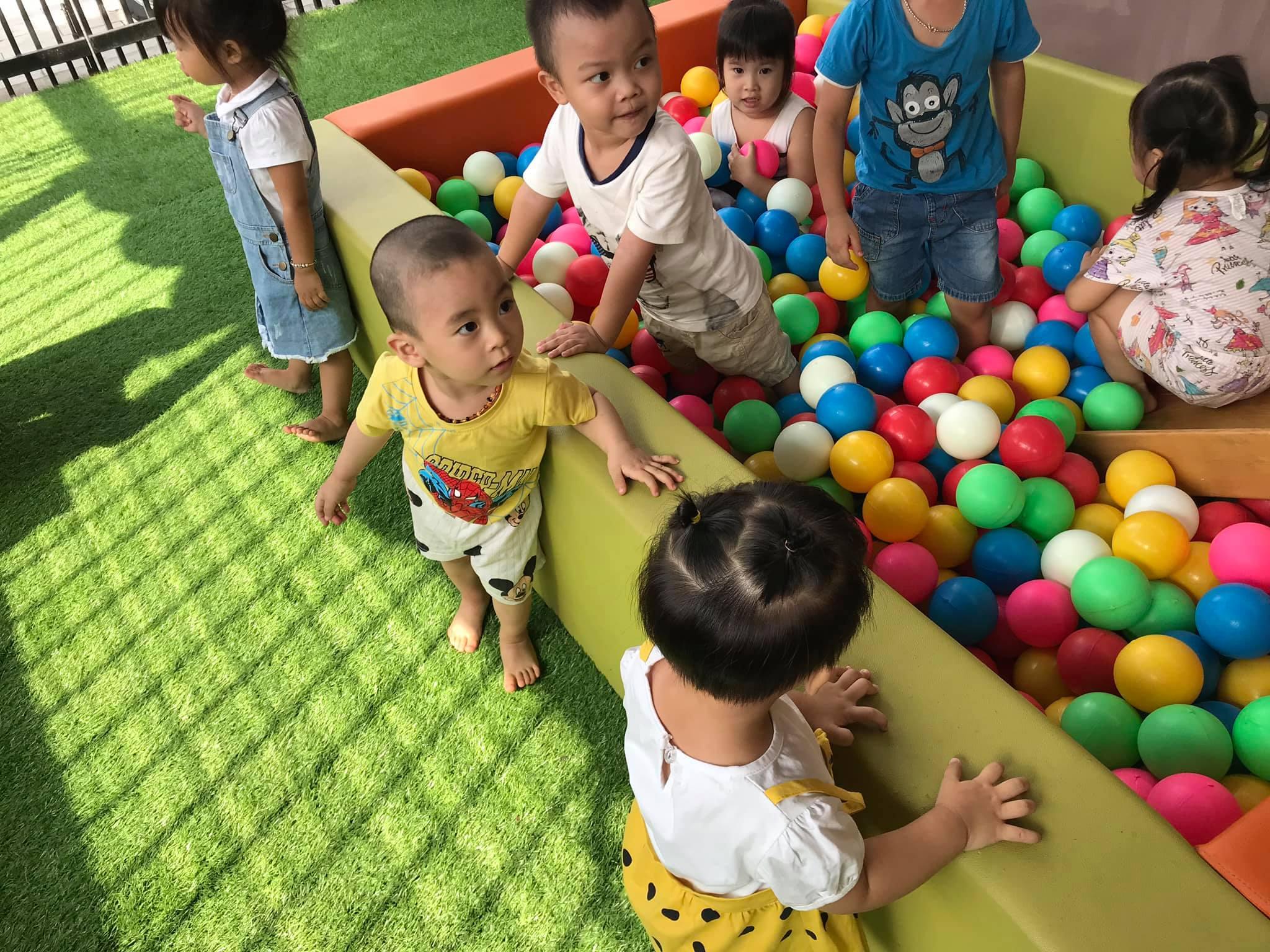 Trường mầm non Cadic Stem ( Cơ Sở 4) - khu Ngoại Giao Đoàn, Xuân Đỉnh