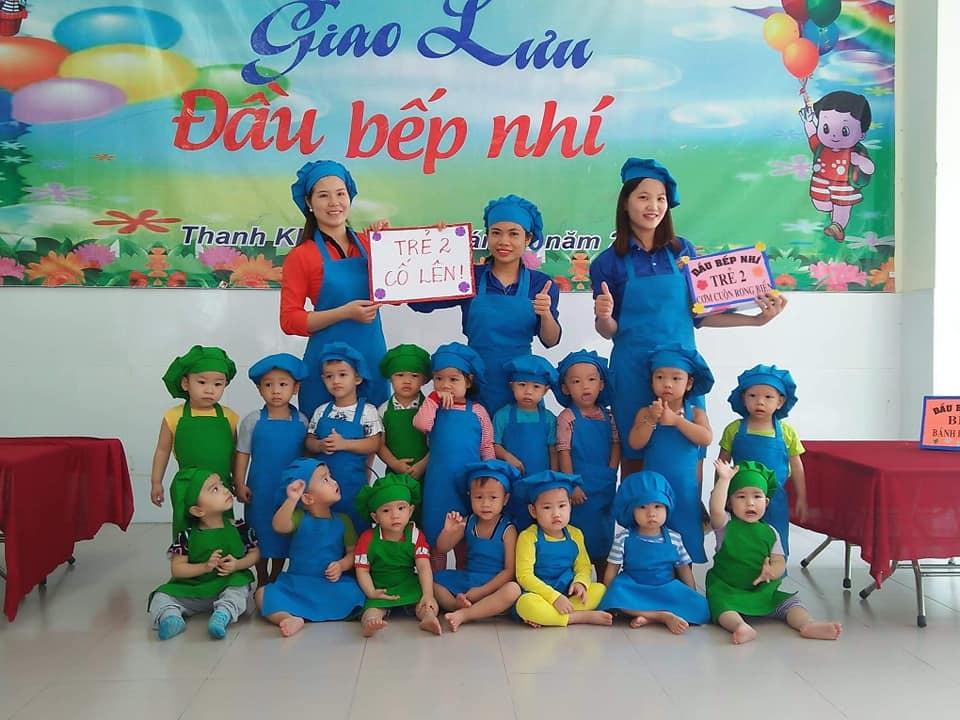 Trường mầm non Cẩm Tú - Thanh Khê Đông