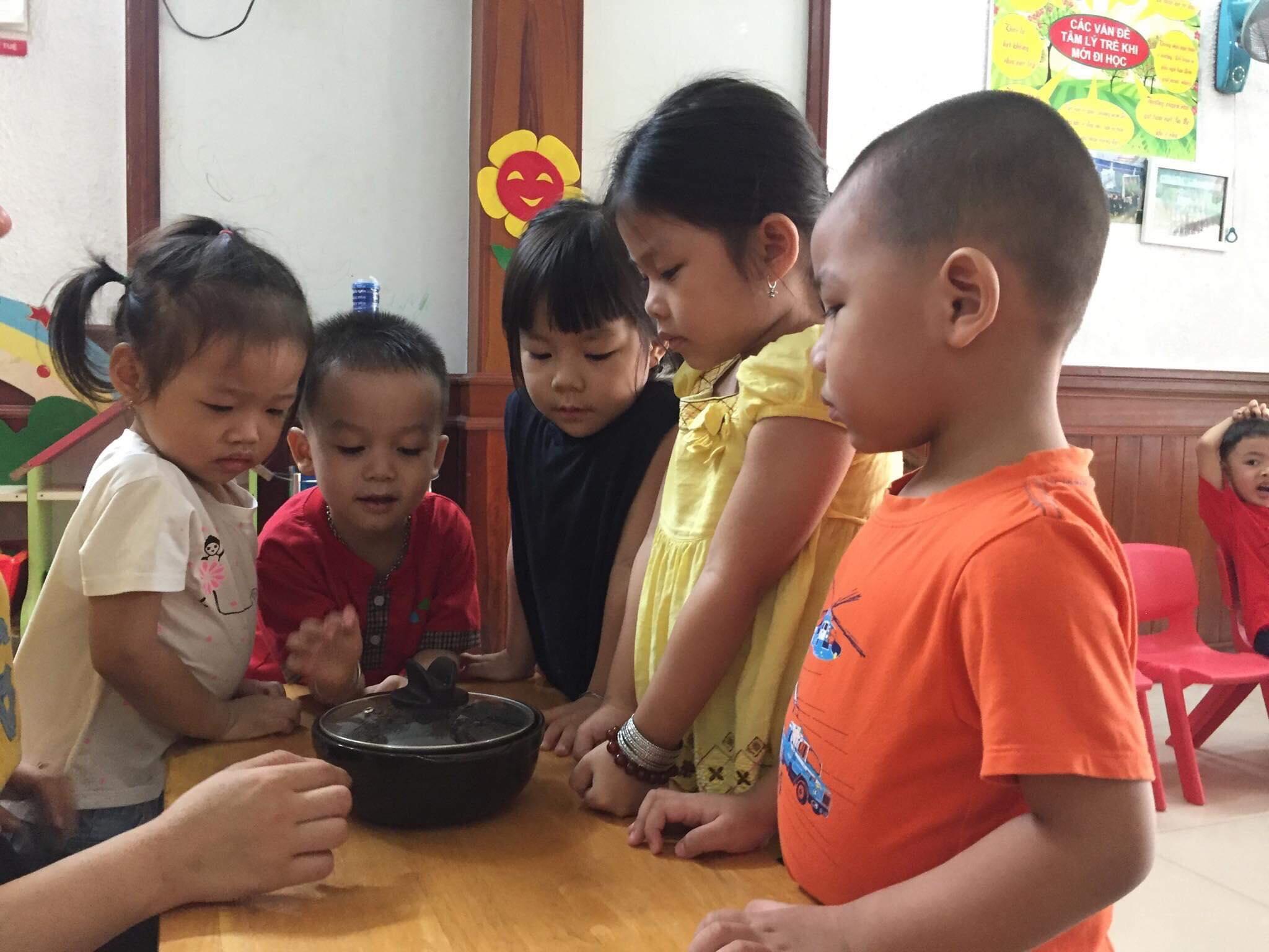 Trường mầm Non Cánh Diều - Phường 14